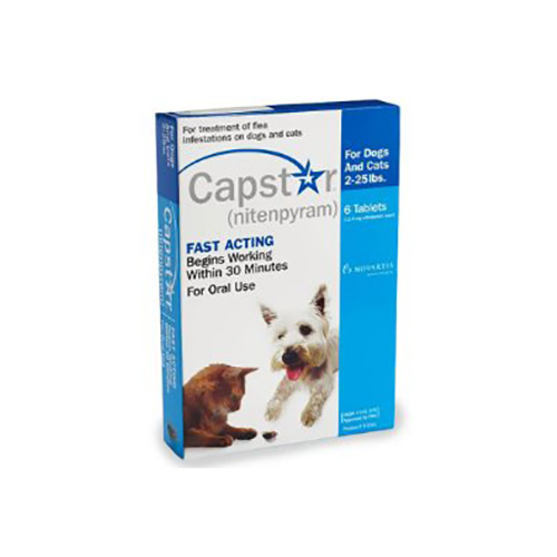Flea and Tick Products - Canine